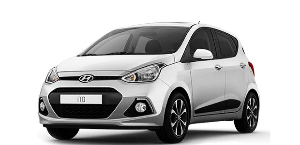 Group Auto P  Hyundai i10 Automatic Rental | Cheapest Auto Rental in Cape Town and Port Elizabeth