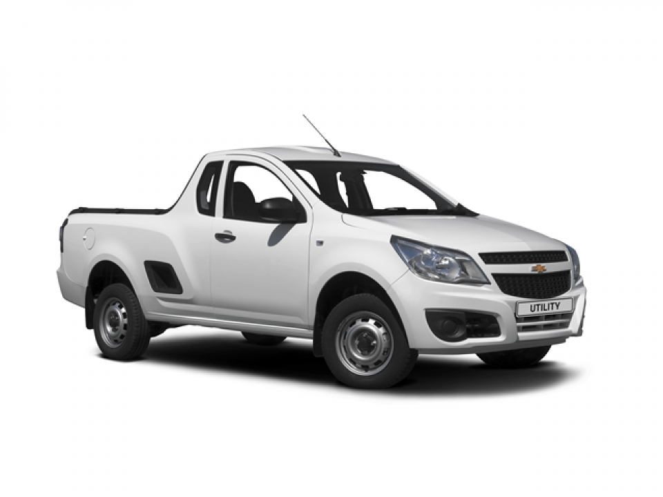 Group J - Chevrolet Utility Bakkie or Similar Rental Cape Town & PE