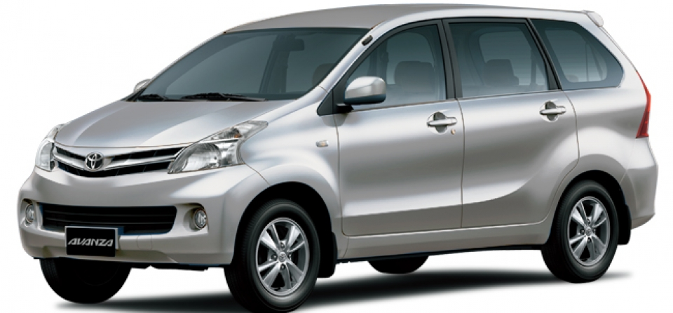 Group I - Toyota Avanza Rental Cape Town and Port Elizabeth