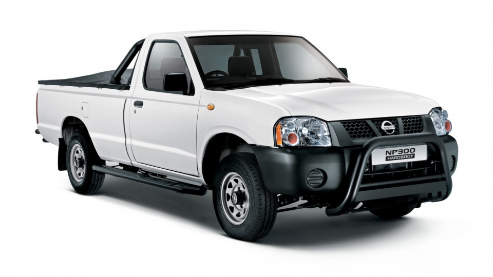 Group H - Nissan NP300 Petrol / Diesel Bakkie or Similar Rental Cape Town & Port Elizabeth